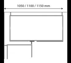 Kit complément pour caisson d'angle - IMPEX - 412601