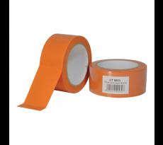 Carton de 36 rouleaux rubans adhésif PVC orange gamme chantier 50mm x 33m HPX - ET5033