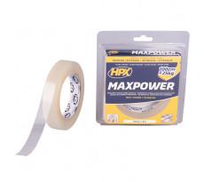 Ruban Max Power Transparent double face HPX - 19mm x 5m - HT1905