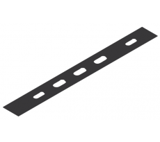 Cale d'épaisseur 0.5MM Pour paumelle BKV 170R ROTO FRANK FERRURES - 545989
