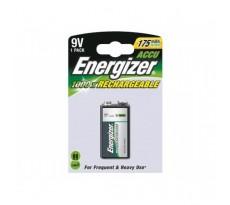 EHR22 Pile rechargeable ENERGIZER 175MAH 9V HR22 Blister de 1