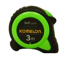 Mètre à ruban KOMELON Self Lock 3 m x 16 mm - 43602859
