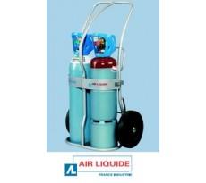 Recharge rollerflam acétylène AIR LIQUIDE - 1400L - RAD S10 - 315
