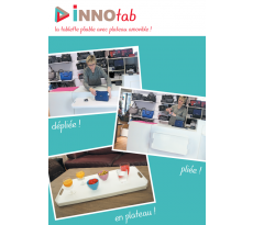 Tablette rabattable INNOTAB Spécification ERP
