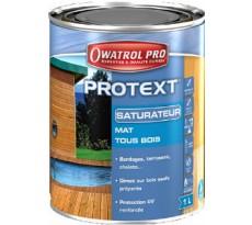 Saturateur mat à l'eau Protext OWATROL