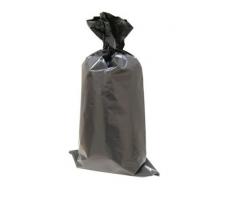 Carton de 50 sacs à gravats 70L noir haute densité EUROTRANS HYGIENE - 8510