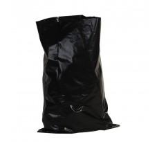 rouleau de 10 sacs à gravats 50L Noir 600x850 140µ DISTREP - R.BD050NR015