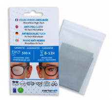 Essuie verres de lunettes anti-buée VarrioNet - BVI-VIEWOK