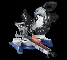 Scie à onglet radiale HM100LXU SCHEPPACH - 220/240V 50Hz 2000W - 5901202901