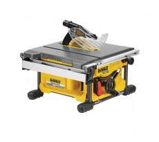 Scie à table DEWALT - FLEXVOLT - 54 V XR - Sans batterie, ni chargeur - DCS7485N