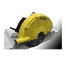 Scie circulaire spécial métaux SHDC 8320 JEPSON + rail + fixation - Coupe 120 mm - 68270-SET