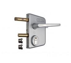 Serrure pour portail battant LLOCINOX LCKX - gamme aluminium - QPE06182