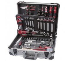 Coffret d'outils mixtes 197 pcs KRAFTWERK - 1047 Junior