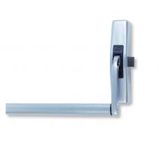 Fermeture anti-panique JPM FAP 89 - 2 points haut et bas - 1250 mm - Blanche - 890100-28-0Z
