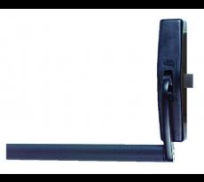 Fermeture Anti-panique JPM - 1 point latéral - Barre de poussée série 89 - Noir - 890100.21.2Z