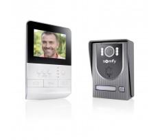 Visiophone V100 SOMFY pour contrôle d'accès