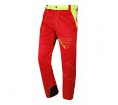 Pantalon de travail FRANCITAL Prior - Rouge - Type A Cl1 - FI001B