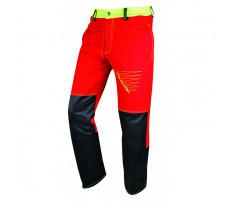Pantalon de travail FRANCITAL Prior Move - Type A Classe 1 - Rouge - FI510-3