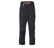 Pantalon de travail HARPOON Métallo - Noir - 11279