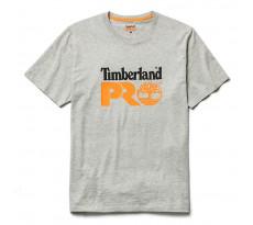 T-shirt Core TIMBERLAND - gris chiné - TB0A4QT2 GMA