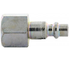 Embout pour tuyau mâle conique acier 1/4 SPIT - 130908