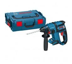 Perforateur burineur SDS+ BOSCH GBH 18 V-EC -Sans chargeur ni batterie - Coffret L-Boxx - 0611904003