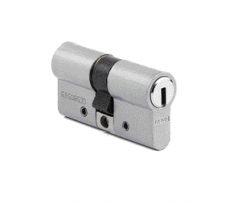 Cylindre européen JPM KESO - omega - 30/30 - nickelé - 3 clés combinaison - 21815T.02.0A