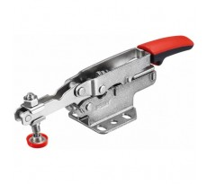 Sauterelles à serrage vertical BESSEY avec bras ouvert et platine de fixation horizontale -Serrage : 60 mm - STC-HH70SB