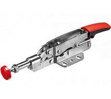 Sauterelles à serrage horizontale BESSEY avec bras ouvert et platine de fixation horizontale -Serrage : 35 mm - STC-IHH25