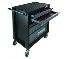 Servante MOB MONDELLIN Classic - Garnie 173 pièces - 3 modules 6 tiroirs - 9523173601