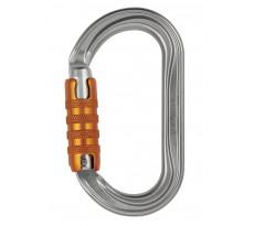 Mousqueton ovale léger OK TrialCT-Lock PETZL - M33A TL