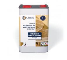 Traitement du bois Obbiatex SPE OBBIA - usage polyvalent - bidon 5L - TEXSPE5
