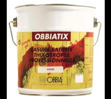 LAsure de fintion satinée thixotropée ObbiaTix Gel OBBIA - int-ext - bidon 2.5L - OBBIATIX 2.5L