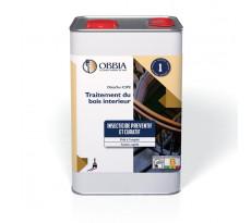 Traitement du bois OBBIA Insecticide préventif et curatif 5L - TEXICSPE5
