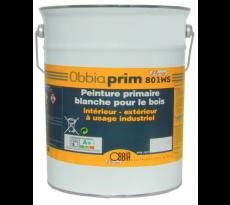 Peinture d'impression primaire ObbiaPrim 801 ws OBBIA - bidon 5kg - OBBIAPRIM801WS 5KG