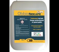 Traitement du bois Obbiatex APE OBBIA - bidon 20L - TEXAPE20