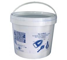 Seau de 5 Kg de poudre bleue à tracer WILMART - 368100