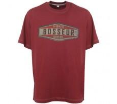 T-shirt manches courtes - BOSSEUR - modèle fLYNN - TSD0002