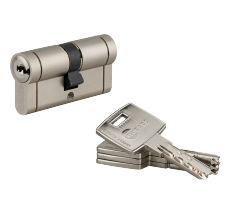 Cylindre Transit THIRARD - Profil européen - 4 clés