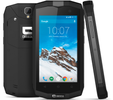 Smartphone CROSSCALL Trekker M1 - Pack PRO : Housse + Chargeur allume-cigare - TRM1.PACK.BO.NN045
