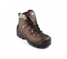 Chaussure de sécurité haute Unipro S3 AN HI CI SRC cuir GASTON MILLE - UNPA3
