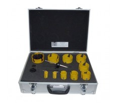 Mallette alu RTC 10 scies trepan multi-usage diam 20 à 82 mm carbure - 9082082DCT