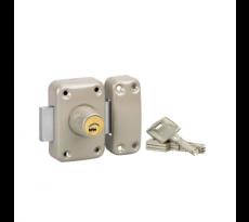 Verrou double cylindre Atlantic M - THIRARD - 4 clé réversibles - 92504