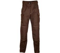 Pantalon couvreur de charpentier BOSSEUR VOLTI 4 EBENE - 11090