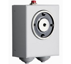 Ventouse incendie VR202-5048 et Support SUPVR CDVI - QPE08793