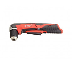 Perceuse visseuse d'angle MILWAUKEE C12 RAD-0 - Sans batterie ni chargeur - 4933416900