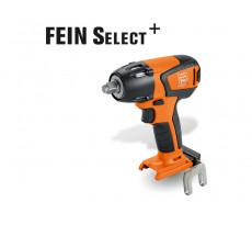 Visseuse-boulonneuse à choc ASCD 18-300 W2 Select FEIN - sans batterie ni chargeur - en coffret - 71150664000
