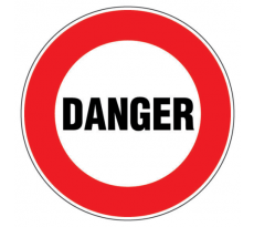 Disque danger NOVAP - 4062181