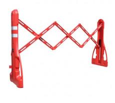 Barrière extensible VISO - pieds lestables - 1m10 x 2 m - EXTENSO