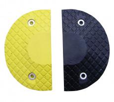2 embouts jaune et noir pour Speed 70 VISO - 220 x 400 x 70 mm - SPEED70